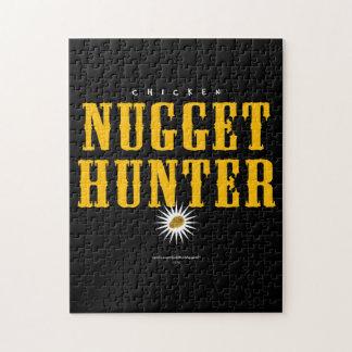 Chicken Nugget Hunter Jigsaw Puzzle