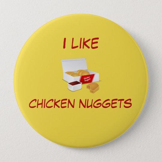 chicken nuggets button