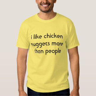chicken nuggets t shirts