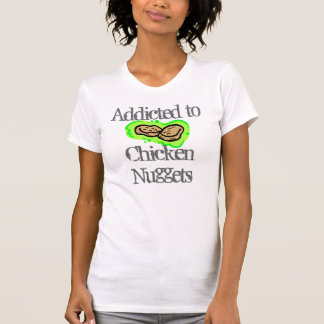 Chicken Nuggets Tee Shirts