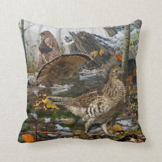 Chicken of the Woods Cushion