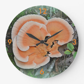 Chicken Of The Woods Wall Clock