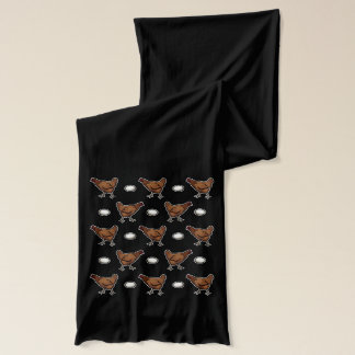 Chicken or the Egg? Scarf