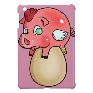 Chicken, Pig, Cheeken-Peeg! Cover For The iPad Mini