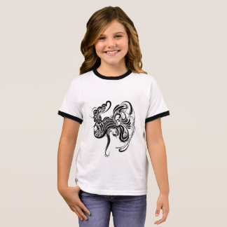 Chicken Ringer T-Shirt