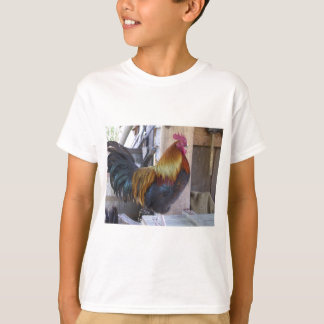 CHICKEN/rooster T-Shirt