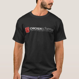 Chicken Scheme T-Shirt (dark)