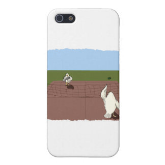 Chicken Tennis iPhone 5 Covers