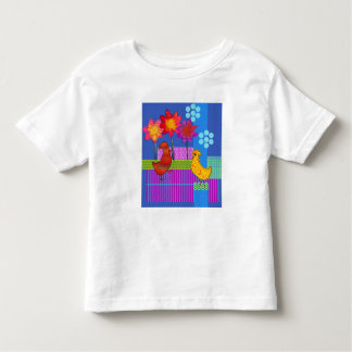 Chicken Toddler T-Shirt