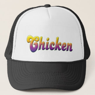 Chicken Trucker Hat
