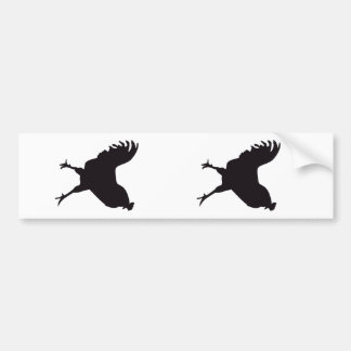 Chicken Vintage Wood Engraving Bumper Stickers