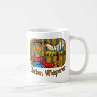 Chicken Whisperer Basic White Mug