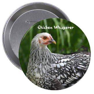 Chicken Whisperer Button