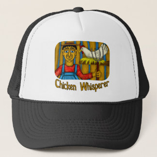 Chicken Whisperer Trucker Hat