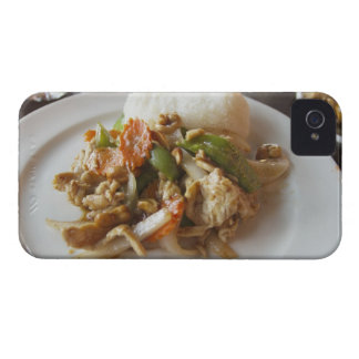 Chicken with Cashews iPhone 4 Case