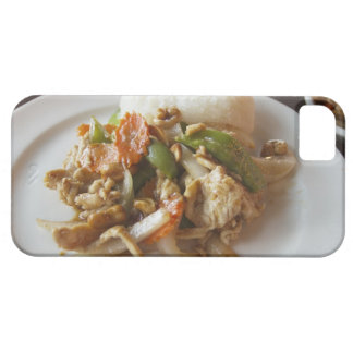 Chicken with Cashews iPhone 5 Cases