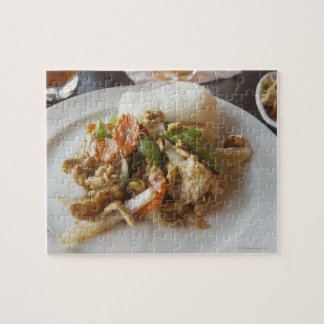 Chicken with Cashews Puzzles