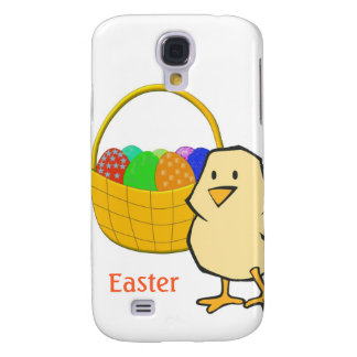 Chicken with Easter Basket of Eggs HTC Vivid Case