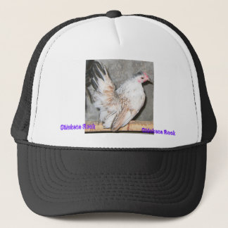 Chickens Rock Trucker Hat