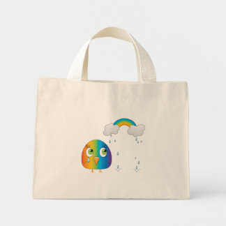 chickie B a Rainbow Bag