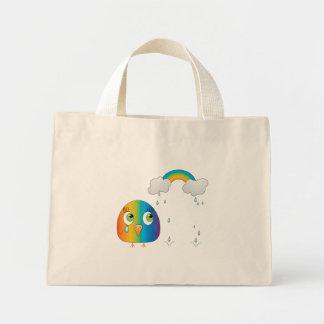 chickie B a Rainbow Bag