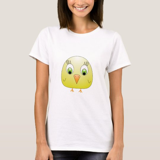 chickie B yellow T-Shirt