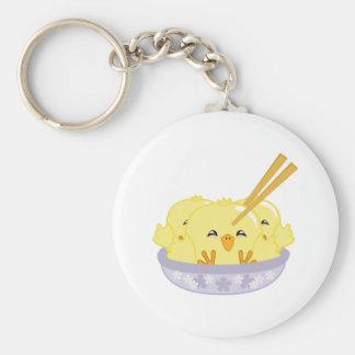 Chickling Dumplings Key Chains