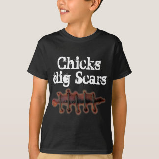 Chicks dig Scars T-Shirt