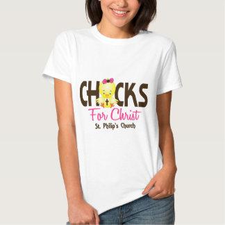 Chicks For Christ CUSTOM ORDER Tshirt