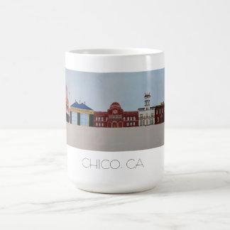 CHICO, CA mug by artists Jenny Thorpe