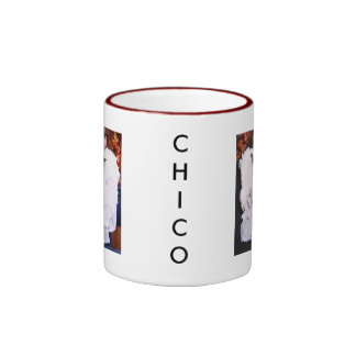 Chico - Chihuahua - Tanner Ringer Coffee Mug