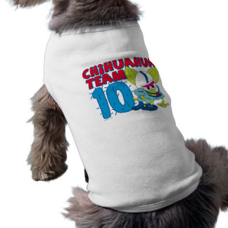chico chihuahua team pet clothing