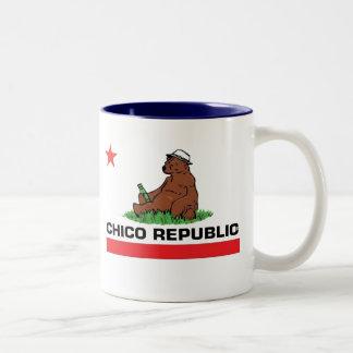 Chico Republic Two-Tone Mug