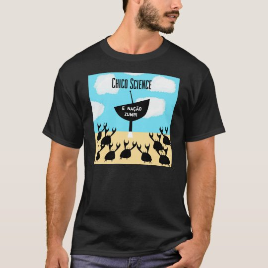 Chico Science and Nation I buzzed T-Shirt