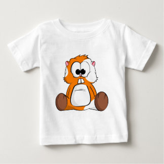 Chico the Hamster Baby T-Shirt