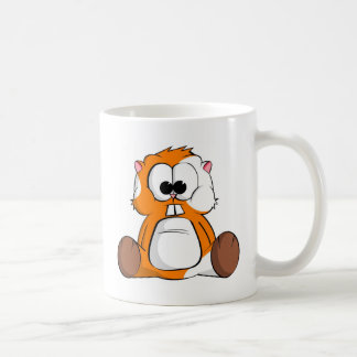 Chico the Hamster Basic White Mug