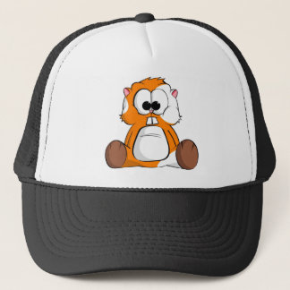Chico the Hamster Trucker Hat