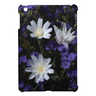 Chicory and Phacelia Wildflowers Cover For The iPad Mini