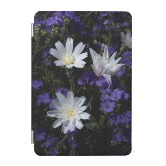 Chicory and Phacelia Wildflowers iPad Mini Cover