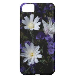 Chicory and Phacelia Wildflowers iPhone 5C Case