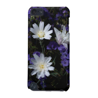 Chicory and Phacelia Wildflowers iPod Touch (5th Generation) Covers