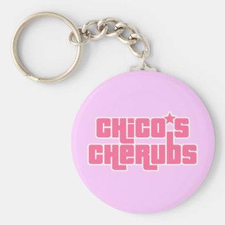 Chico's Cherubs Key Chain