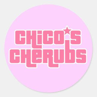 Chico's Cherubs Sticker