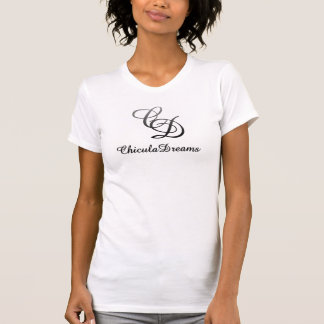 ChiculaDreams Camisole White - Customized T-shirt