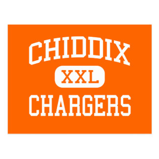 Chiddix - Chargers - Junior - Normal Illinois Postcards