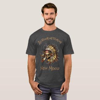 Chief Bones Albuquerque New Mexico T-Shirt