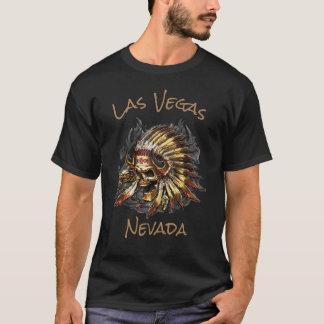 Chief Bones Las Vegas Nevada T-Shirt