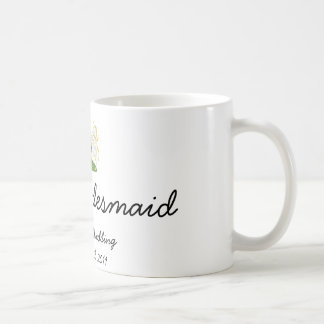 Chief Bridesmaid - fun Royal wedding mug
