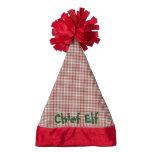 Chief Elf Personalised