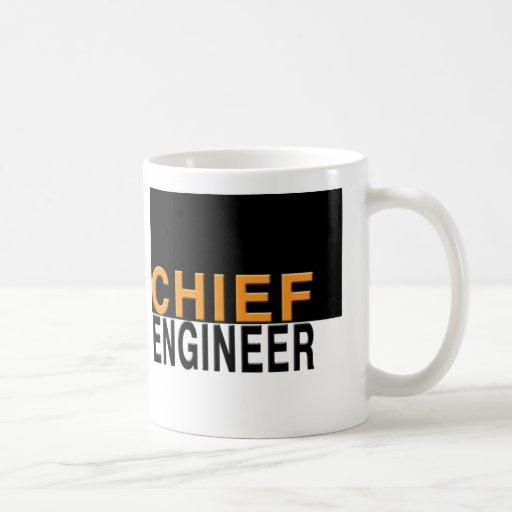 Chief Engineer Mug
